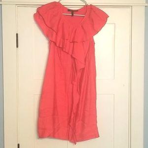 BCBGMaxazria pink dress